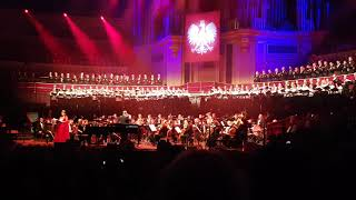 100 Lat Odzyskania Niepodleglosci Londyn Albert  Royal Hall 11.11.2018