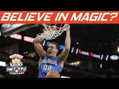 Orlando Magic a Playoff Team? | Hoops & Brews