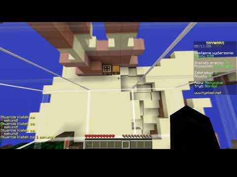 Skywarsy Duo | Hypixel | 3 Arenki | 1080P  |
