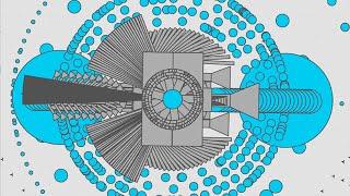 Diep.io CUSTOM BUILD IMMORTAL SUPER SPACE SHIP BOSS!