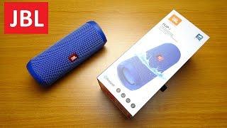 JBL Flip 4 Unboxing - Best $100 Speaker?