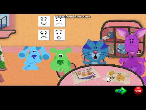 Blue S Clues Blues Book Friends Just Another Wiring Diagram Blog