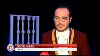 LA HERMOSA FEA reportaje tv desde Almagro 2012.wmv
