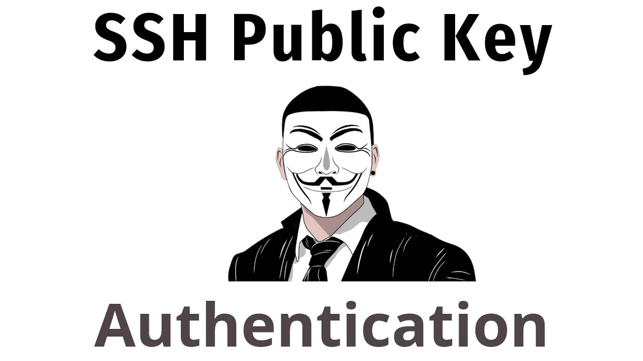 How to use SSH Public Key authentication