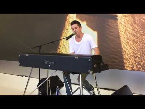 Attention - Charlie Puth Live at Apple Store in Union Square San Francisco