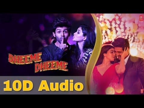 dheeme-dheeme-|-10d-songs-|-pati-patni-aur-woh-|-kartik-a-|-tony-k,-neha-k-|-10d-songs-hindi