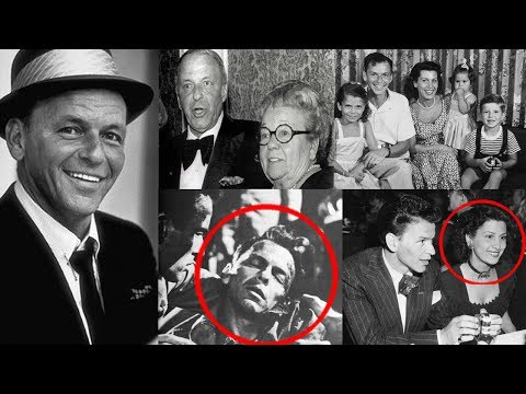 Unknown Shocking Facts About Frank Sinatra || Pastimers
