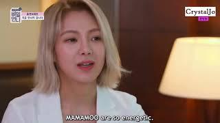 [ENG] 180511 Hyoyeon & Wheein - 'Secret Unnie'  Cut 2 - Stafaband