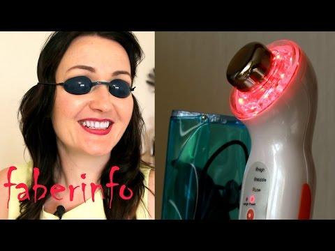 Фонофорез и  #очечи / Beauty-аппараты для лица и тела. Test
