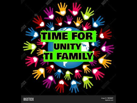 TIME FOR UNITY TI FAMILY: AN URGENT MESSAGE FOR TARGETED INDIVIDUALS