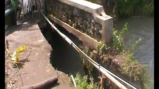 [914.06 KB] Jembatan Rusak Akibat Diterjang Banjir
