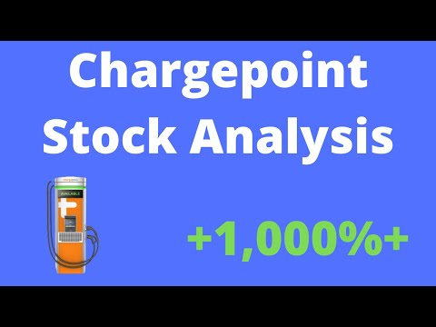 Chargepoint Stock Analysis! CHPT Price Prediction for Best EV Stock