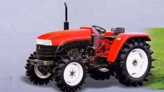 Трактор Chimgan 284