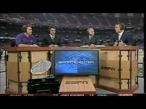 LSU 2003 National Champions - ESPN Sportscenter - Pt. 2