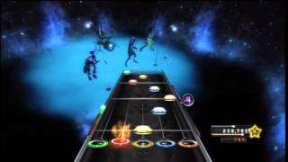 Guitar hero Warriors of rock - Bat country 100% FC