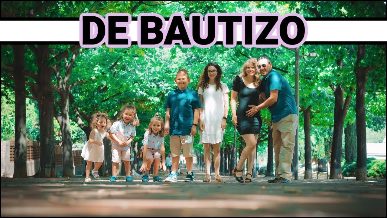 DE BAUTIZO + NO ME ENCUENTRO BIEN | Familia Tutti Vlog