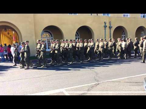 USMC San Diego. Cadences