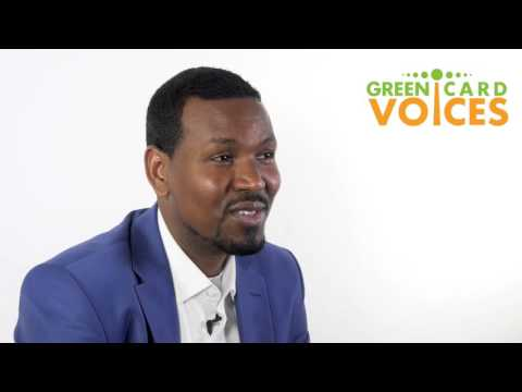 Abdullahi Olow - Green Card Voices
