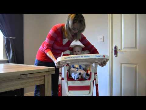 COSATTO NOODLE HIGHCHAIR REVIEW BY SAHM LOVING IT