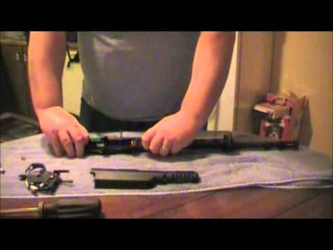 Ruger Mini-14 Takedown and Range Time - YouTube