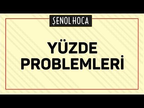 YÜZDE PROBLEMLERİ   ŞENOL HOCA