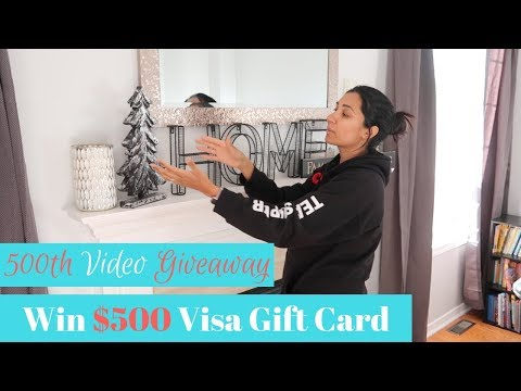 500th Video GIVEAWAY + Renovation Update | FAMILY VLOG | MOM BOSS OF 3 thumbnail