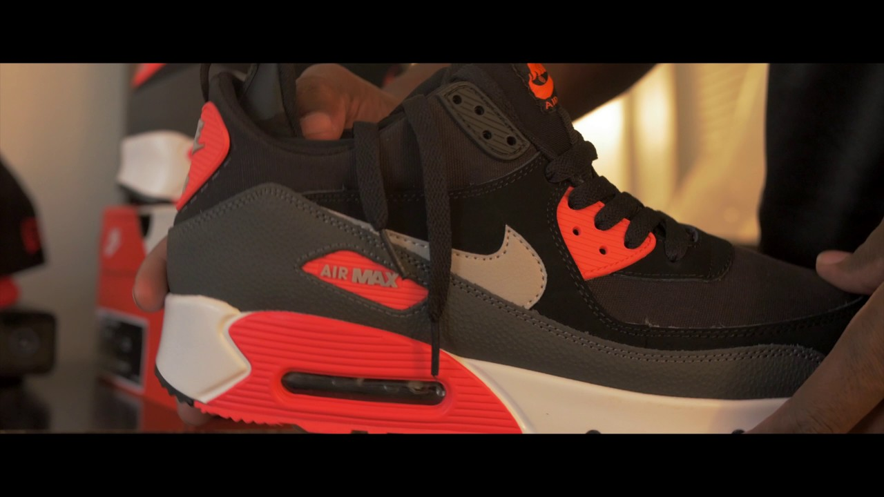 432ff4d64d8 FIREKICKS.CN HOTKICKS.CN Pick Up - Nike Air Max 90   3 Jerseys - YouTube