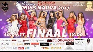 Live Miss Narva 2017
