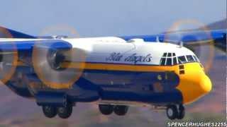 2012 MCAS Miramar Air Show - Blue Angels' Fat Albert C-130
