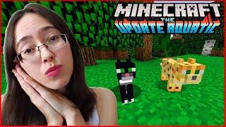 DOMANDO GATINHOS FOFOS! - Minecraft 1.13 Aquático #23