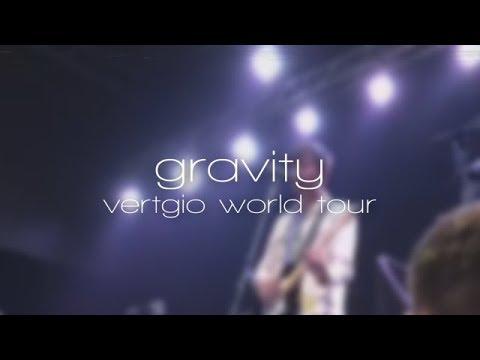EDEN - gravity (VIP soundcheck at the vertigo world tour)