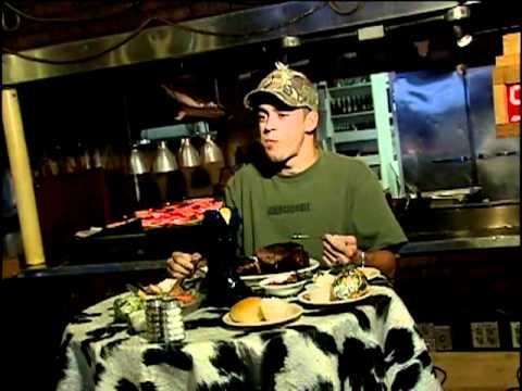 Big Texan Steak Challenge >> Big Texan Steak Ranch (72 oz steaks!) - YouTube