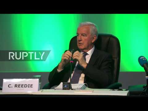 LIVE: WADA holds summit in Glasgow - Press conference