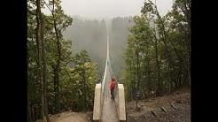 Saksan pisin riippusilta - Hängeseilbrücke Geierlay by Tämä matka   ParisRio Travel Channel
