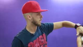 Уроки танцев №2. Хип хоп . Как научиться танцевать хип хоп дома.
