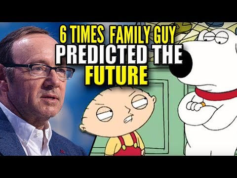 6 Times Family Guy Predicted The Future