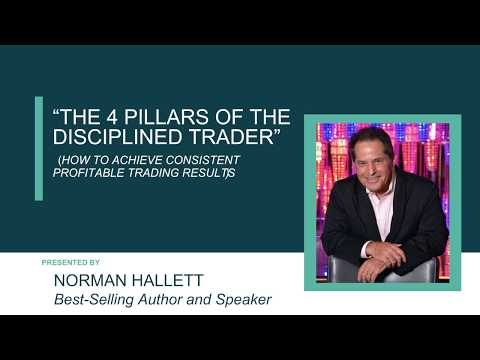 Closing Bell Webinar with Norman Hallett from The Disciplined Trader