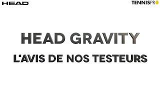 Raquette Head Graphène 360+ Gravity