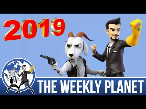 Best Of The Weekly Planet 2019