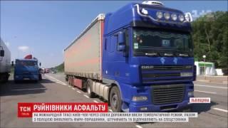 """Ваги підкладні в новинах """"ТСН"""""""