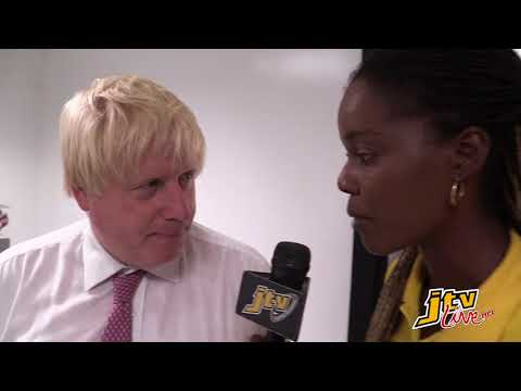 HURRICANE IRMA UPDATE UK SECRETARY OF STATE FOREIGN AND COMMONWEALTH AFFAIRS BORIS JOHNSON