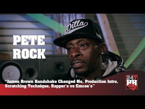 Pete Rock - Met James Brown When I Was 7, That Handshake Changed Me (247HH Exclusive)
