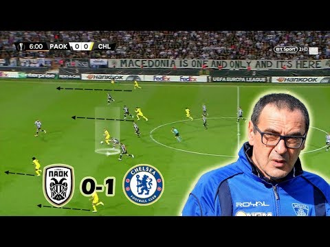 Chelsea still need to improve | PAOK vs Chelsea 0-1 | Tactical Analysis