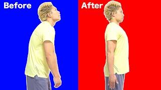 【10分】スマホ首解消体操!首・肩・腰の痛みにさよなら!