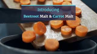 Beetroot & Carrot Malt