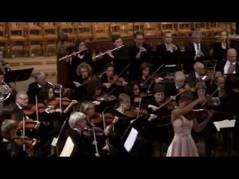Ariana Puhar; Max Bruch Violinkonzert g-moll 3. Satz