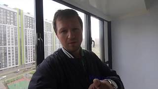 ОБЗОР  квартиры: Санкт-Петербург,  ЖК Шуваловский, Однокомнатная.OVERVIEW OF THE FLAT