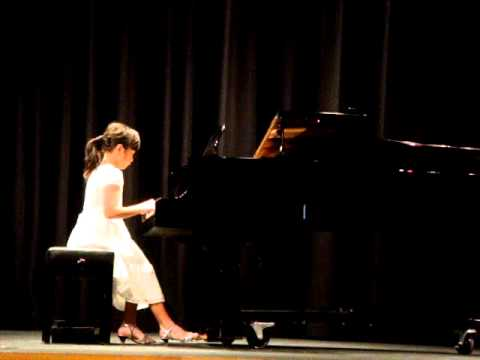 Nina Playing Northen Ode ~ 3rd prize