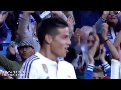 Самые красивые голы Хамеса Родригеса за всю карьеру!