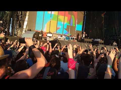 Guns N'Roses - Apertura Concerto - It's So Easy - 15/06/18 / Firenze